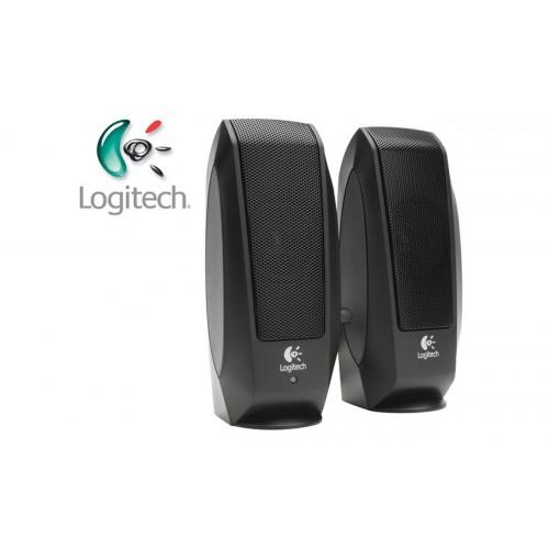 38e956e5d55 Speaker Logitech S120 - Cobra Informatique